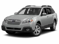 Pre-Owned 2014 Subaru Outback 2.5i Limited (CVT) SUV in Greenville SC
