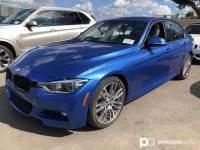 2016 BMW 3 Series 340i w/ M Sport/Driving Assist/Moonroof Sedan in San Antonio