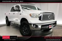 2012 Toyota Tundra 4WD CrewMax Short Bed 5.7L Limited