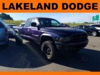 Pre-Owned 1999 Dodge Dakota