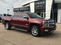 Certified Pre-Owned 2015 Chevrolet Silverado 1500 High Country VIN3GCUKTECXFG318647 Stock Number15000A