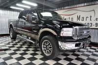 2005 Ford F-350 Lariat Crew Cab FX4 4X4 Bullet Proofed Diesel