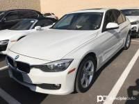 2015 BMW 320i 320i xDrive w/ Moonroof/Navigation Sedan in San Antonio