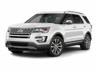 2016 Ford Explorer Platinum SUV