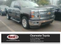 Used 2014 Chevrolet Silverado 1500 LT (2WD Double Cab 143.5 LT w/1LT) Truck Double Cab in Clearwater