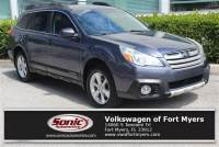 Used 2014 Subaru Outback 2.5i Limited Wagon in Fort Myers