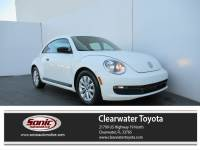 Used 2015 Volkswagen Beetle 1.8T Classic (2dr Auto 1.8T Classic *Ltd Avail*) Coupe in Fort Myers