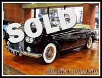 1957 Rolls-Royce Camargue