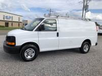 2014 Chevrolet Express 2500 Cargo Van w/ Ladder Rack & Bins