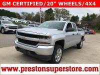 Used 2016 Chevrolet Silverado 1500 Custom Truck in Burton, OH