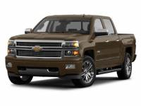 Pre-Owned 2015 Chevrolet Silverado 1500 High Country Truck Crew Cab