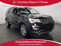 Pre-Owned 2017 Ford Explorer Limited SUV in Jacksonville FL