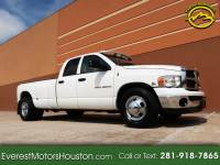 2004 Dodge Ram 3500 SLT QUAD CAB LONG BED DRW 2WD DIESEL