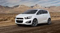 Pre-Owned 2013 Chevrolet Sonic Hatch RS Auto