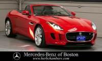 2014 Jaguar F-TYPE V8 S Convertible in Boston
