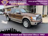 2011 Ford F-150 King Ranch SuperCrew 4WD