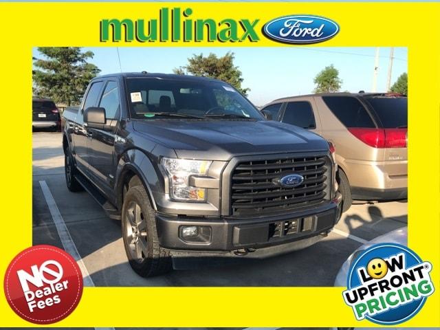 Photo Used 2017 Ford F-150 XLT Sport W 3.5L Ecoboost, NAV, 20 Wheels Truck SuperCrew Cab V-6 cyl in Kissimmee, FL