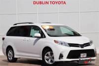 Certified Pre-Owned 2019 Toyota Sienna LE Minivan/Van in Dublin, CA