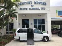 2000 Dodge Caravan Sport ENTERVAN Wheelchair Handicap Ramp Van