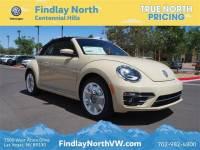 2019 Volkswagen Beetle Convertible 2.0T Final Edition SEL