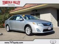 2014 Toyota Camry Hybrid LE Sedan Front-wheel Drive in Temecula