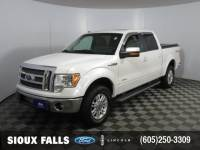 Pre-Owned 2012 Ford F-150 Truck SuperCrew Cab for Sale in Sioux Falls near Brookings