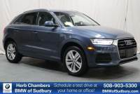 Pre-Owned 2016 Audi Q3 Premium Plus SUV in Sudbury, MA