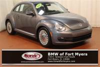 Used 2013 Volkswagen Beetle 2.5L w/PZEV Hatchback in Fort Myers