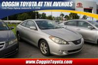 Pre-Owned 2006 Toyota Camry Solara SLE Coupe in Jacksonville FL