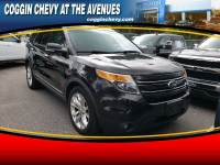 Pre-Owned 2014 Ford Explorer Limited FWD Limited in Jacksonville FL