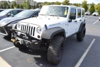 2012 Jeep Wrangler Unlimited Rubicon SUV in Columbus, GA