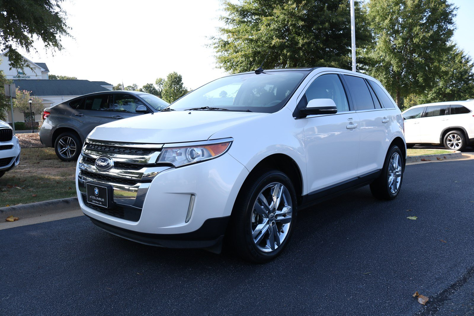 Photo 2014 Ford Edge Limited SUV in Columbus, GA