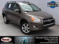 Pre-Owned 2011 Toyota RAV4 FWD 4dr 4-cyl 4-Spd AT Ltd (Natl)