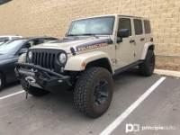 2018 Jeep Wrangler JK Unlimited Rubicon Recon SUV in San Antonio