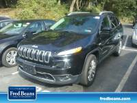 Used 2018 Jeep Cherokee For Sale at Fred Beans Volkswagen | VIN: 1C4PJMDB4JD564582