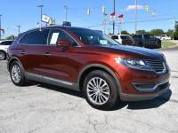 2016 Lincoln MKX Select SUV Front-wheel Drive