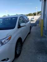 2017 Toyota Sienna Limited Premium 7 Passenger Van All-wheel Drive