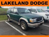 Pre-Owned 1999 Ford Explorer XL