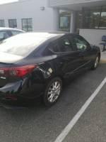 2014 Mazda Mazda3 i Sedan SKYACTIV®-G 4-Cylinder DOHC 16V