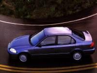 Pre-Owned 1997 Honda Civic LX Sedan