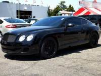 2010 Bentley Coupe All-wheel Drive serving Oakland, CA