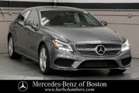 2017 Mercedes-Benz CLS 550 CLS 550 4MATIC Coupe in Boston