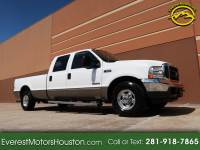 2004 Ford F-350 SD LARIAT CREW CAB LONG BED DIESEL 2WD