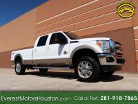 2012 Ford F-350 SD LARIAT CREW CAB LONG BED DIESEL 4WD