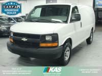2010 Chevrolet Express 2500 Cargo Van