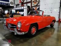 1963 Mercedes-Benz 190SL $109,900