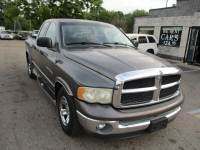 2003 Dodge Ram 1500 Laramie Quad Cab Long Bed 2WD