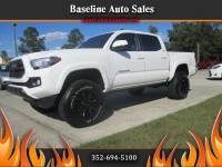 2019 Toyota Tacoma SR5 Double Cab Short Bed V5 6AT 4WD