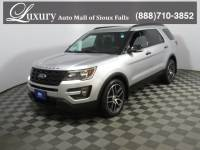 Pre-Owned 2016 Ford Explorer Sport SUV for Sale in Sioux Falls near Brookings