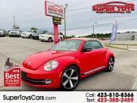 2013 Volkswagen Beetle Convertible 2dr DSG 2.0T w/Sound/Nav PZEV *Ltd Avail*
